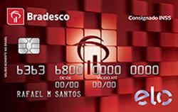 Cartão Bradesco Elo Consignado INSS