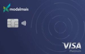 Cartão Modalmais Visa Platinum