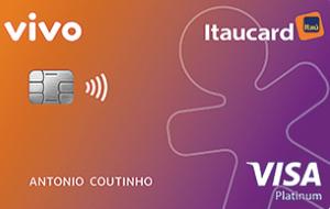 Cartão Vivo Itaucard Cashback Visa Platinum