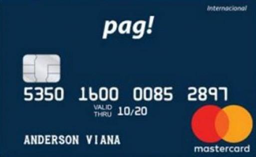 Cartão Meu pag!