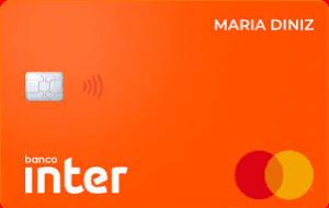 Cartão Inter Gold