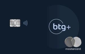 Cartão BTG+ Gold