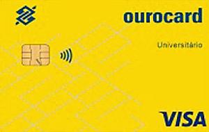 Cartão Ourocard Universitário Internacional