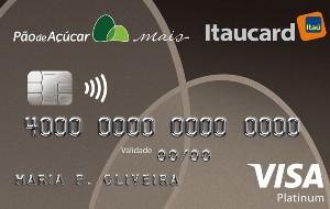 Cartão Pão de Açúcar Visa Platinum