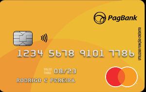 Cartão PagSeguro