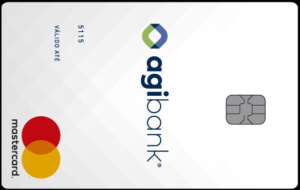 Cartão Agibank Consignado Mastercard Internacional